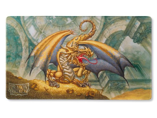 AT 21506 DS PLAYMAT GOLD Gygex flat 1200x900 1200x900 1