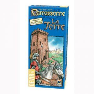 Carcassonne Torre caja web