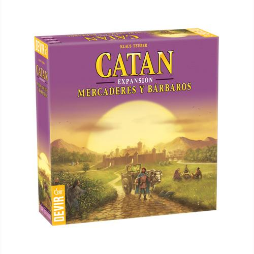 Catan Mercaderes y barbaros caja web