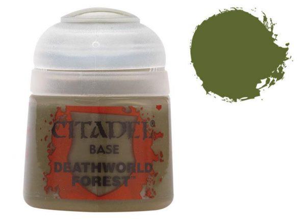 Citadel Base Deathworld Forest
