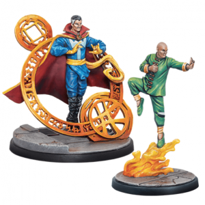 Marvel Crisis Protocol Doctor Strange Wong 1