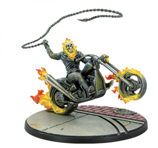 Marvel Crisis Protocol Ghost Rider 1