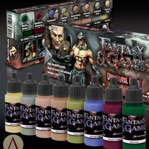 S75 Scale 75 FANTASY AND GAMES range of paints 4