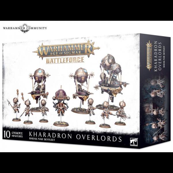 battleforce kharadron overlords barak nar skyfleet