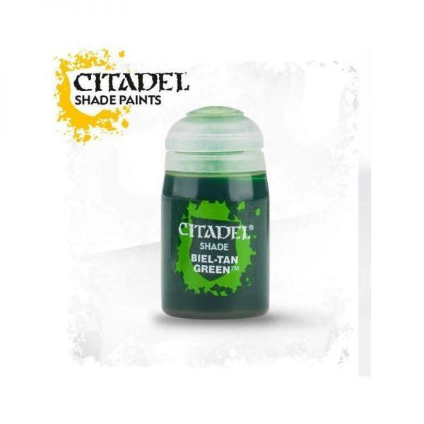 biel tan green
