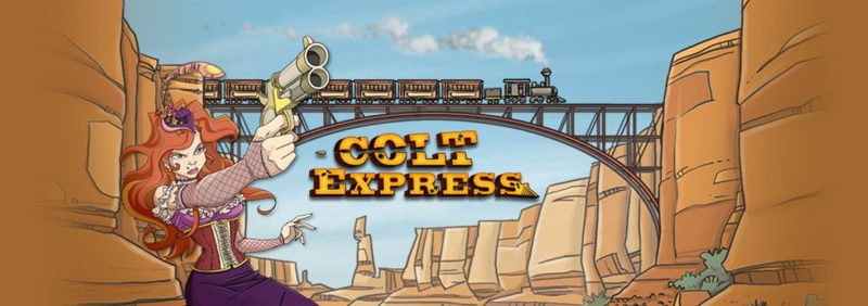colt express collection