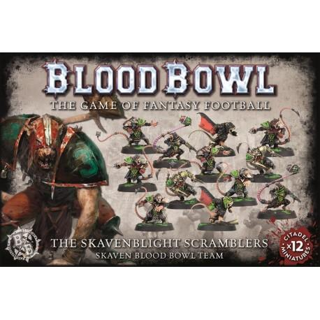comprar blood bowl the skavenblight scramblers