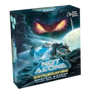 comprar exploracion expansion not alone cartas estrategia gdm games