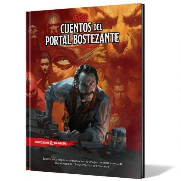cuentos portal bostezante