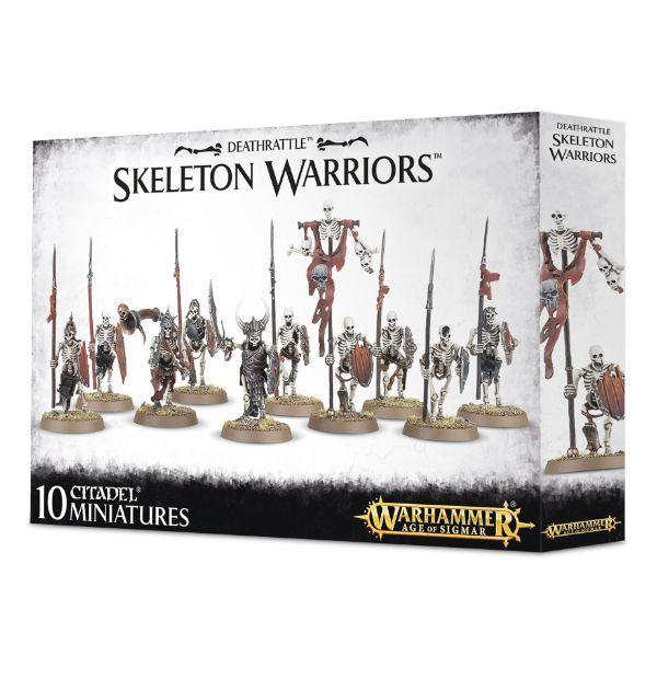 deathrattle skeleton warriors 10