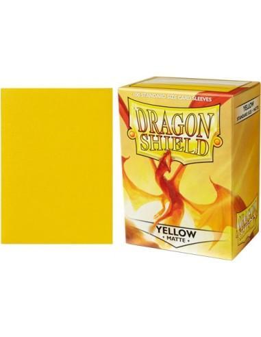 dragon shield 100 matte yellow 1024x1024 2x 43d04189 d7e0 4dd4 a81b d14f443887a2