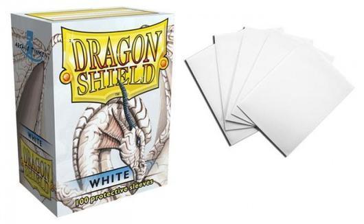 dragon shield white 100 sleeves 530x 1024x1024 2x 6760e309 cd5e 4fad b77b cb6f3e6d9634