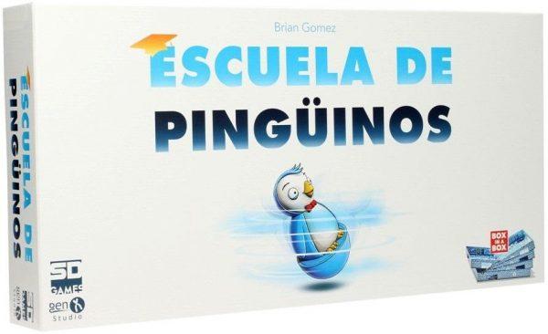 escuela de pingc3bcinos