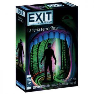 exit feria terrorifica