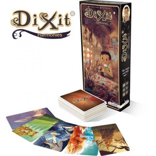 expansion dixit 8 harmonies