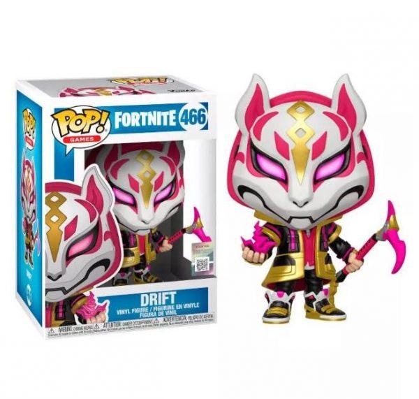 figura funko pop Fortnite drift