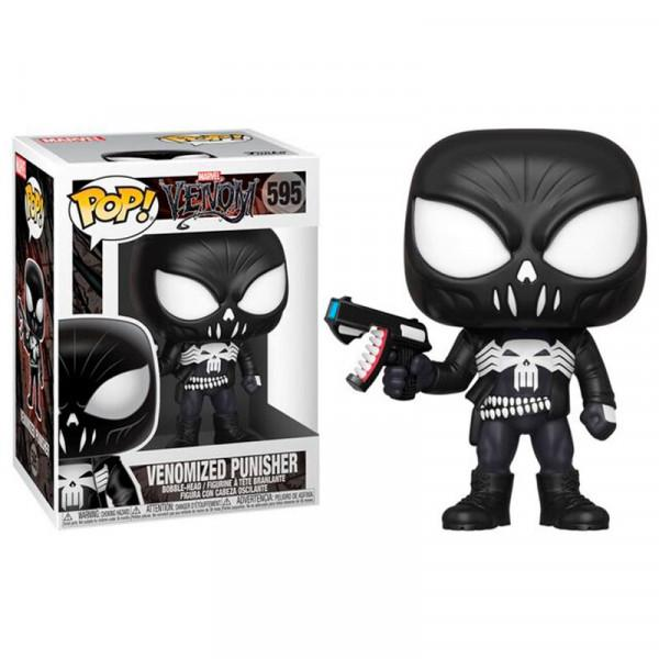funko pop 595 venomized punisher venom