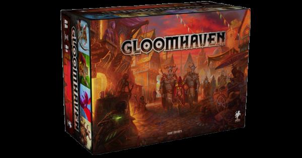 gloomhaven caja