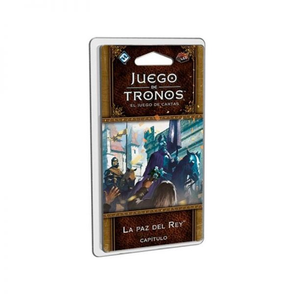 juego de tronos lcg 2a edicion la paz del rey