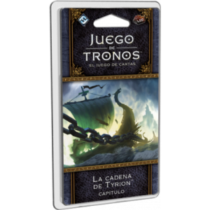 juego de tronos lcg la cadena de tyrion
