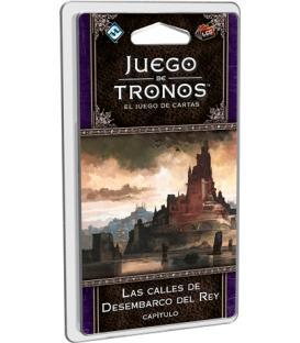 juego de tronos lcg las calles de desembarco del rey danza de sombras 3
