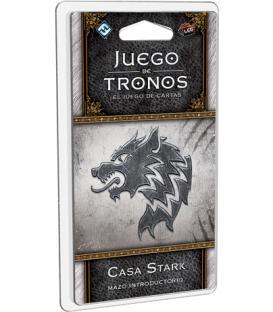 juego de tronos lcg mazo introductorio de la casa stark