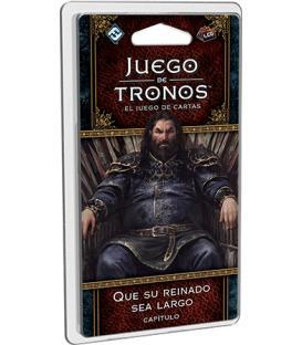 juego de tronos lcg que su reinado sea largo desembarco del rey 6