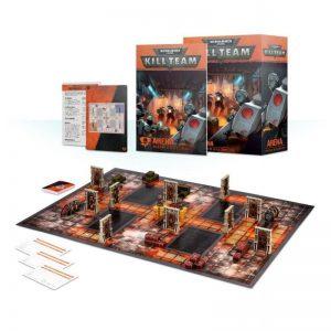 kill team arena expansion de juego competitivo