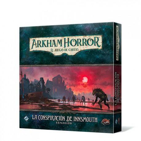 la conspiracion de innsmouth arkham horror campana spanish