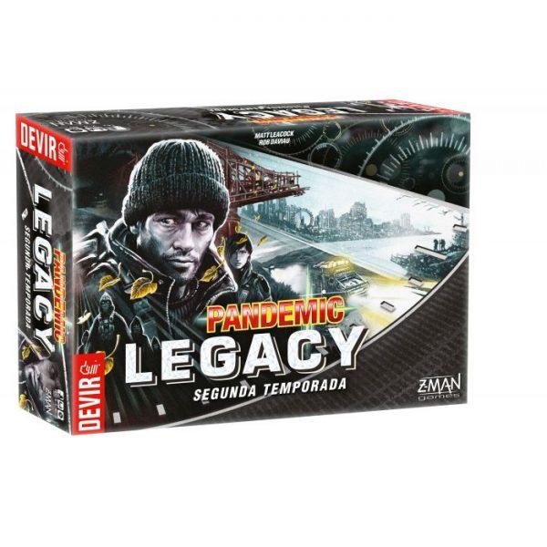 legacy negro