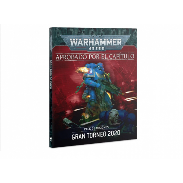 libro aprobado por el capitulo pack de misiones gran torneo 2020 y manual de campo munitorum