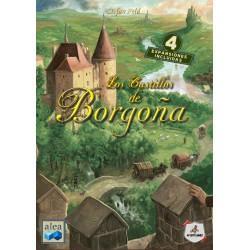los castillos de borgona