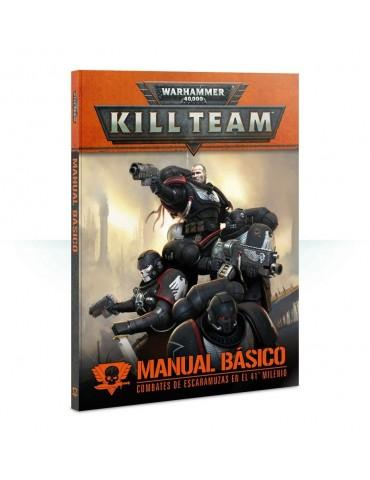 manual basico de warhammer 40000 kill team