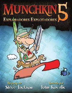 munchkin 5 exploradores