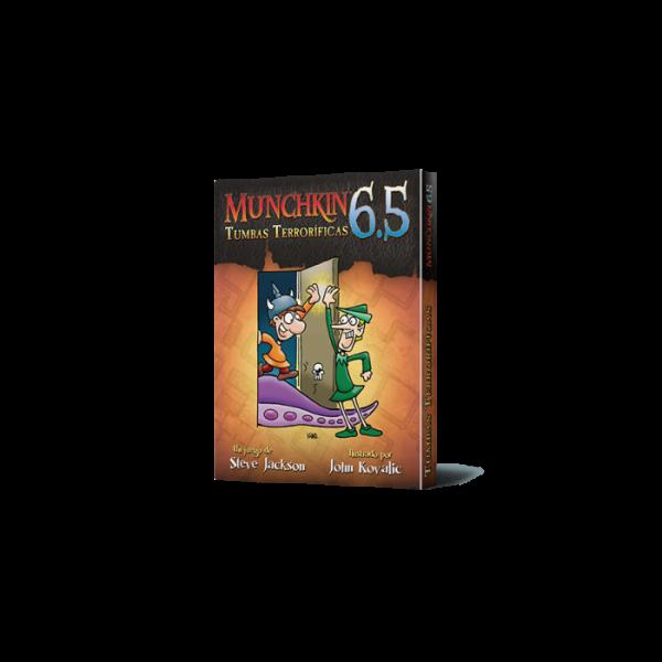 munchkin 6 5 caja