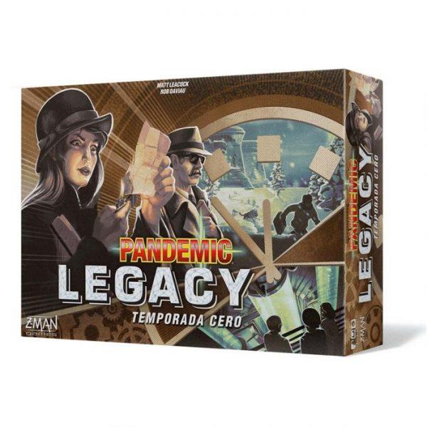 pandemic legacy 0 caja