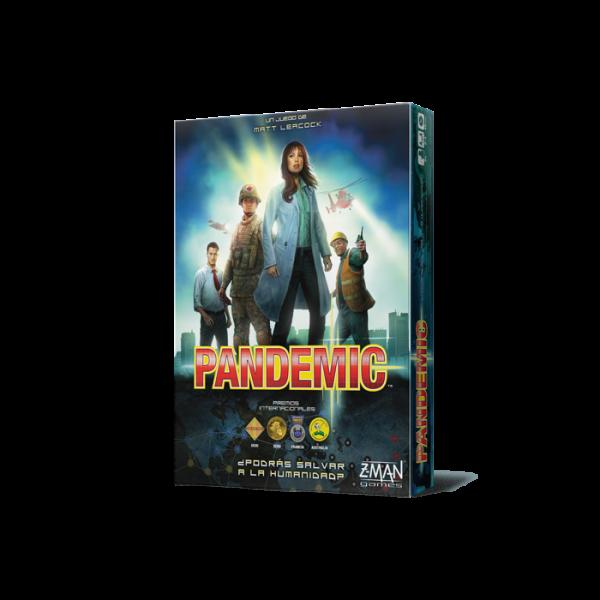 pandemic portada