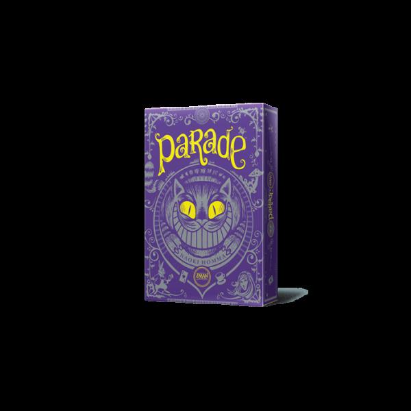 parade caja