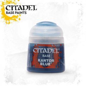 pintura citadel base kantor blue