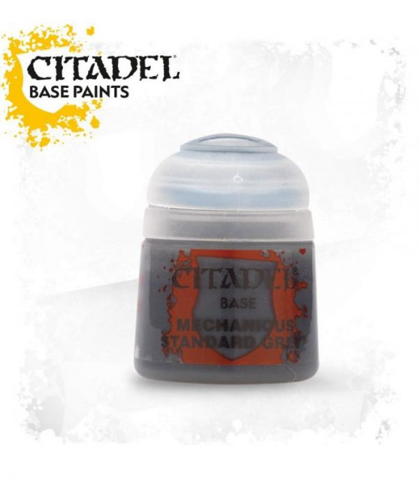 pintura citadel base mechanicus standard grey