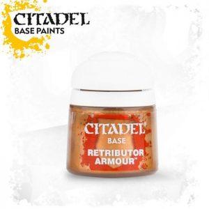 pintura citadel base retributor armour