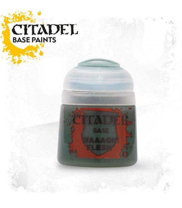 pintura citadel base waaagh flesh