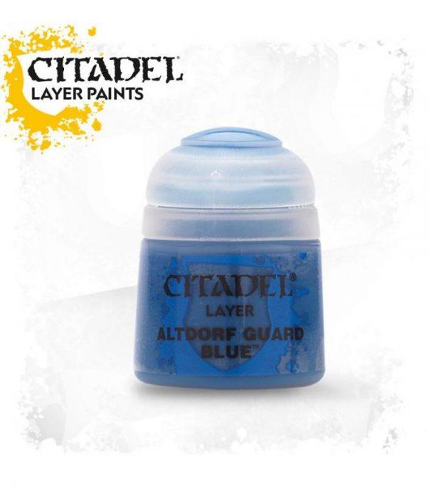 pintura citadel layer altdorf guard blue