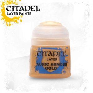 pintura citadel layer auric armour gold