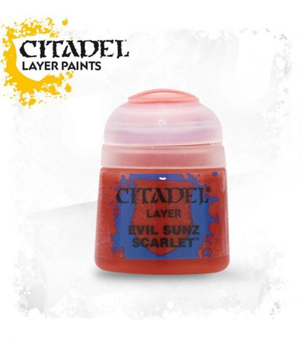 pintura citadel layer evil sunz scarlet 1