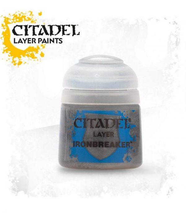 pintura citadel layer ironbreaker