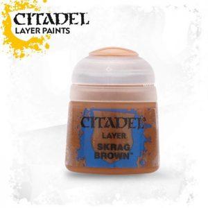 pintura citadel layer skrag brown