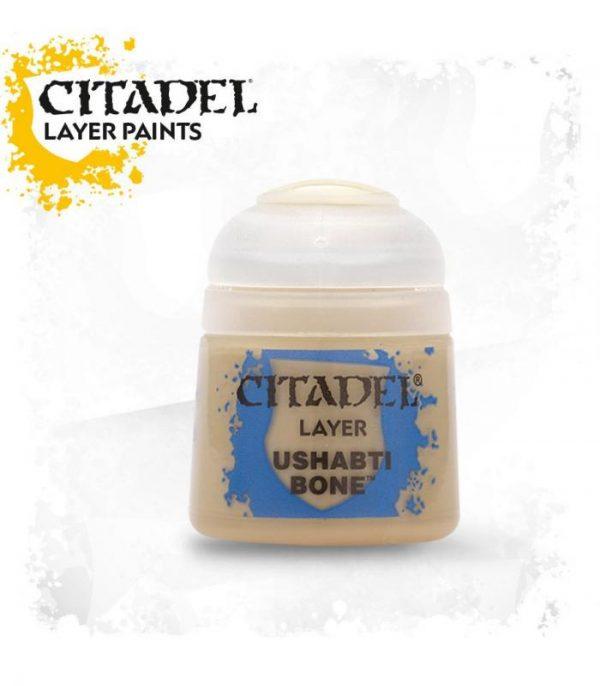 pintura citadel layer ushabti bone