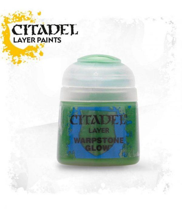 pintura citadel layer warpstone glow