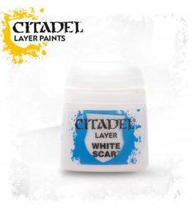 pintura citadel layer white scar